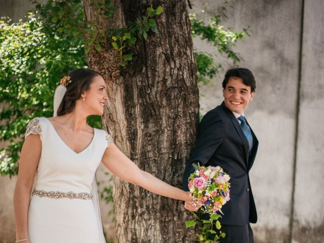 La boda de Ángel y Leonor en Aracena, Huelva 12