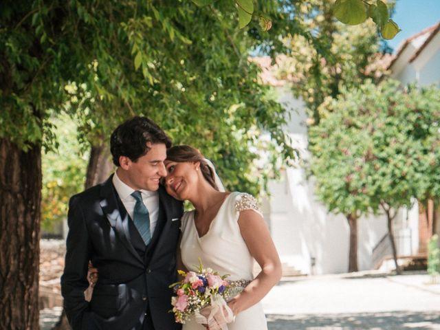 La boda de Ángel y Leonor en Aracena, Huelva 13