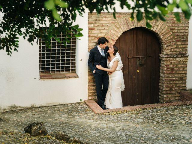 La boda de Ángel y Leonor en Aracena, Huelva 14