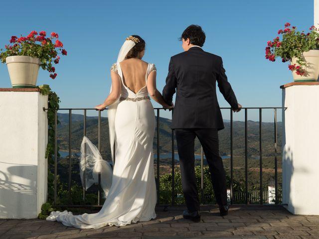 La boda de Ángel y Leonor en Aracena, Huelva 20