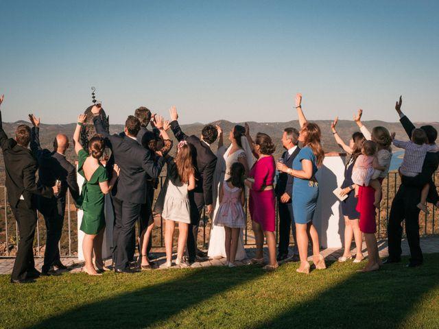 La boda de Ángel y Leonor en Aracena, Huelva 24