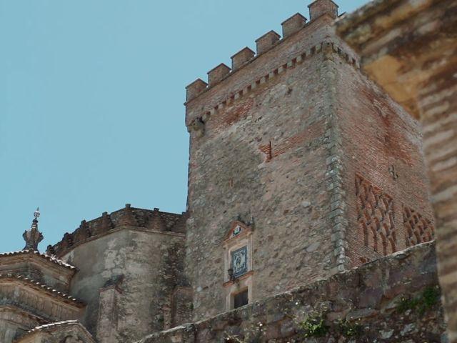 La boda de Ángel y Leonor en Aracena, Huelva 15