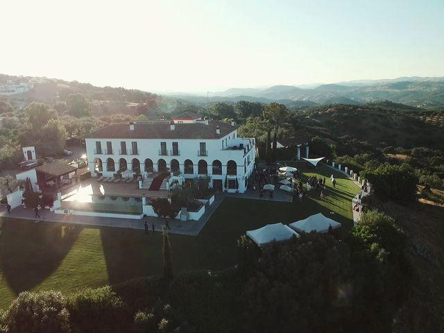 La boda de Ángel y Leonor en Aracena, Huelva 22