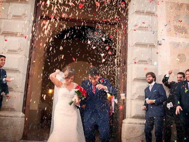 La boda de Josevi y Melisa en Toledo, Toledo 13