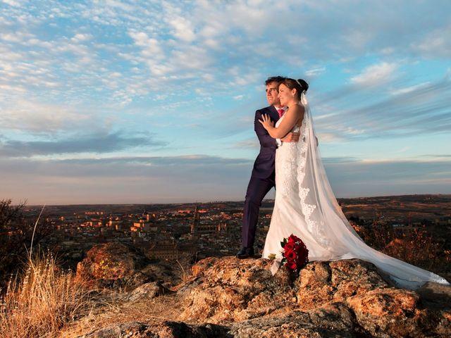 La boda de Josevi y Melisa en Toledo, Toledo 16