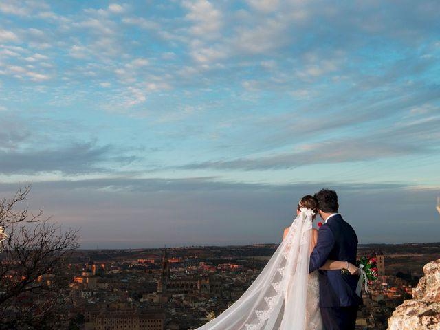 La boda de Josevi y Melisa en Toledo, Toledo 18