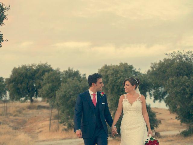 La boda de Josevi y Melisa en Toledo, Toledo 21
