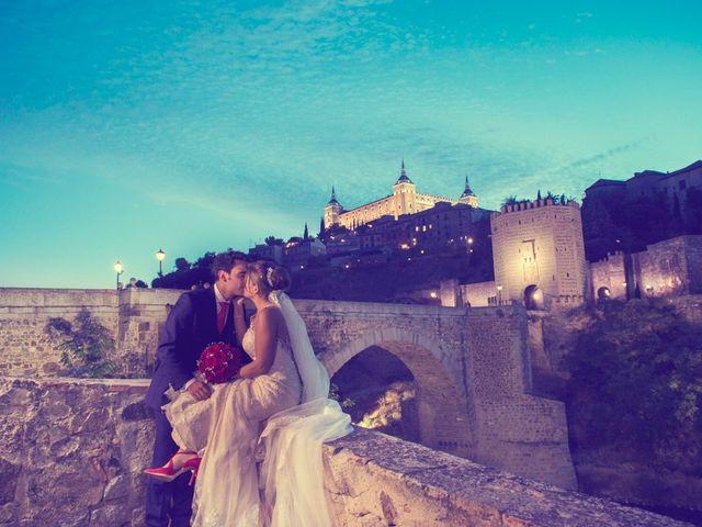 La boda de Josevi y Melisa en Toledo, Toledo 22