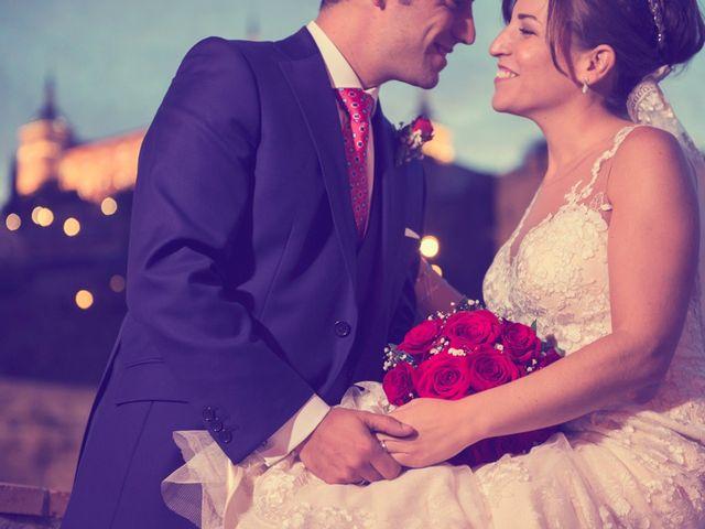 La boda de Josevi y Melisa en Toledo, Toledo 23
