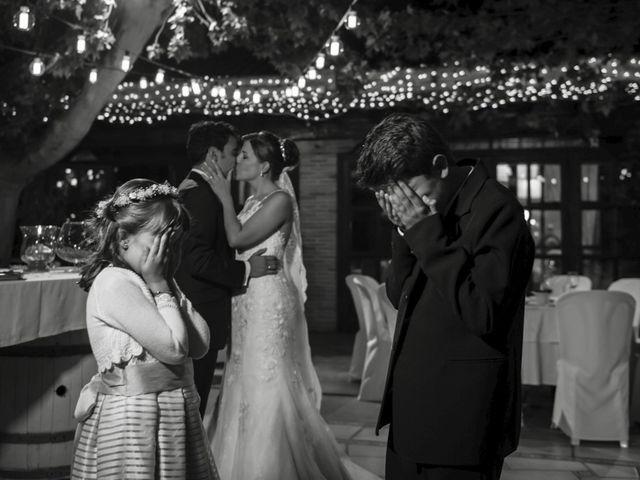 La boda de Josevi y Melisa en Toledo, Toledo 27