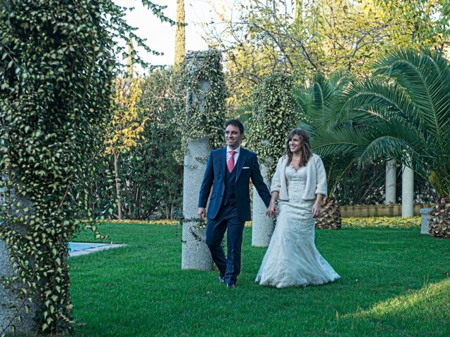 La boda de Josevi y Melisa en Toledo, Toledo 43