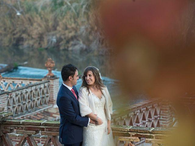 La boda de Josevi y Melisa en Toledo, Toledo 48