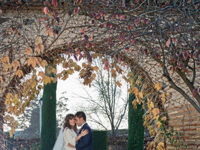 La boda de Josevi y Melisa en Toledo, Toledo 49