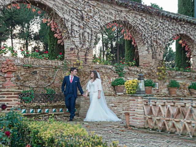 La boda de Josevi y Melisa en Toledo, Toledo 50