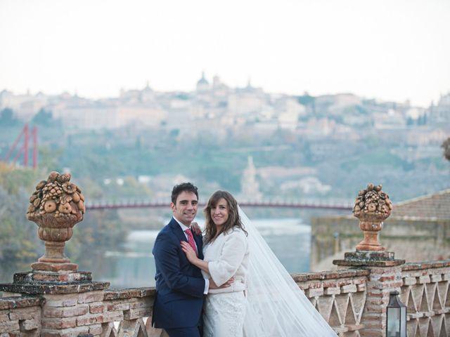 La boda de Josevi y Melisa en Toledo, Toledo 53