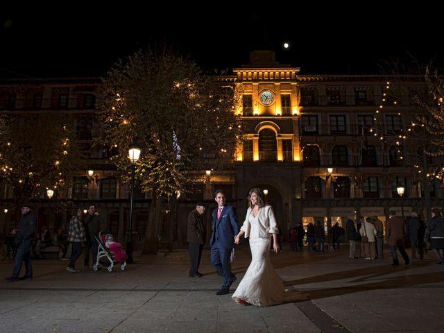 La boda de Josevi y Melisa en Toledo, Toledo 56
