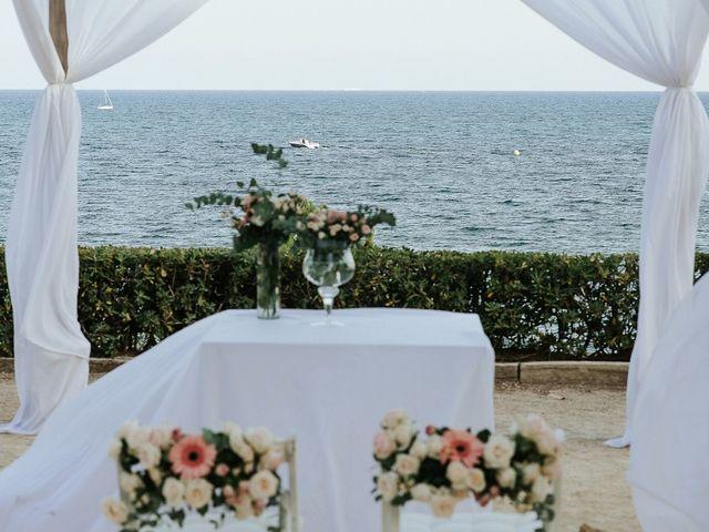 La boda de Alberto y Alejandra en Altea, Alicante 10