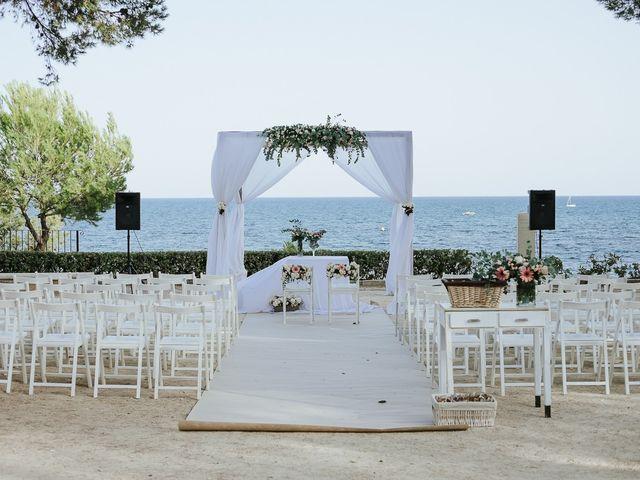 La boda de Alberto y Alejandra en Altea, Alicante 11