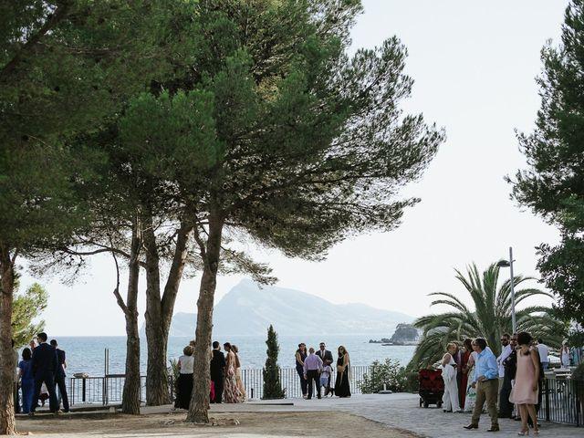 La boda de Alberto y Alejandra en Altea, Alicante 12