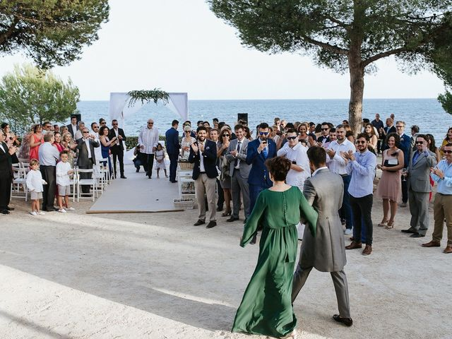 La boda de Alberto y Alejandra en Altea, Alicante 13