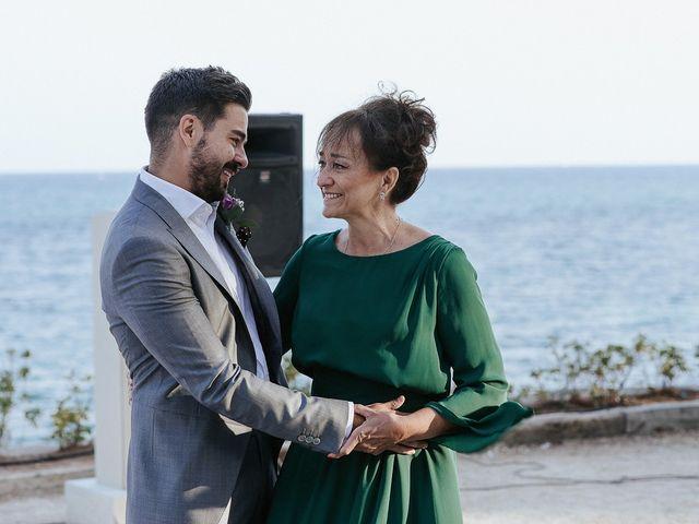 La boda de Alberto y Alejandra en Altea, Alicante 14