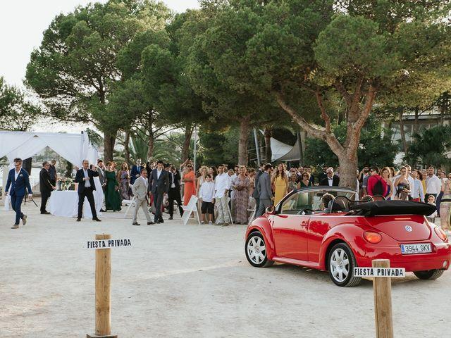 La boda de Alberto y Alejandra en Altea, Alicante 17
