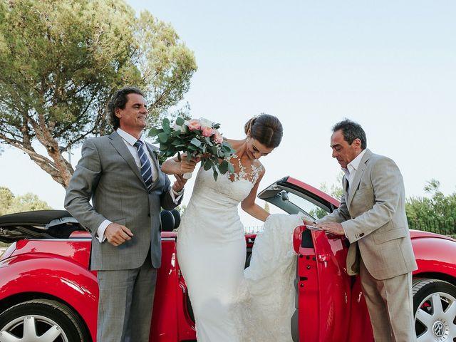 La boda de Alberto y Alejandra en Altea, Alicante 18