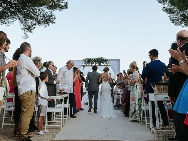La boda de Alberto y Alejandra en Altea, Alicante 19