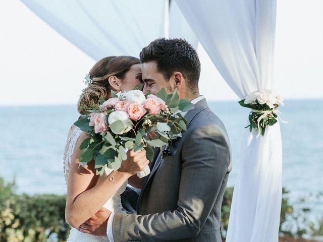 La boda de Alberto y Alejandra en Altea, Alicante 21