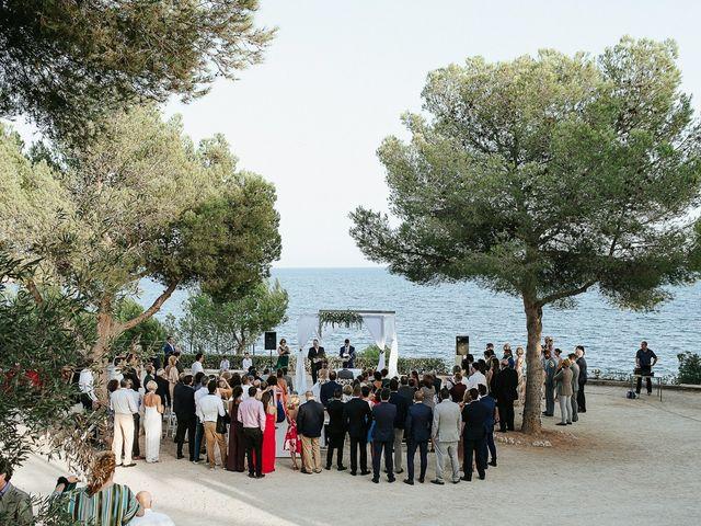 La boda de Alberto y Alejandra en Altea, Alicante 23