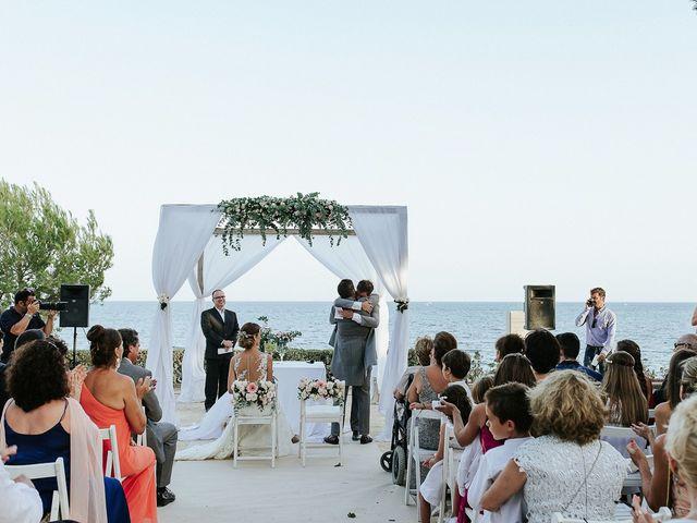 La boda de Alberto y Alejandra en Altea, Alicante 24