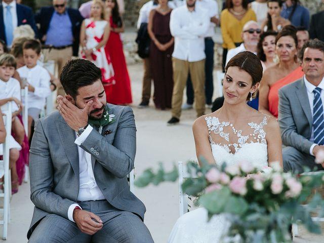 La boda de Alberto y Alejandra en Altea, Alicante 25