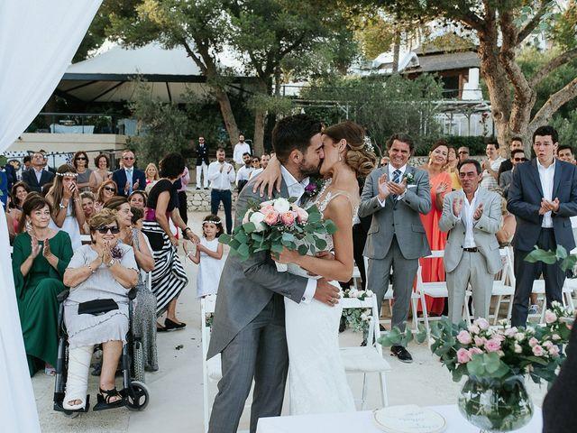 La boda de Alberto y Alejandra en Altea, Alicante 26
