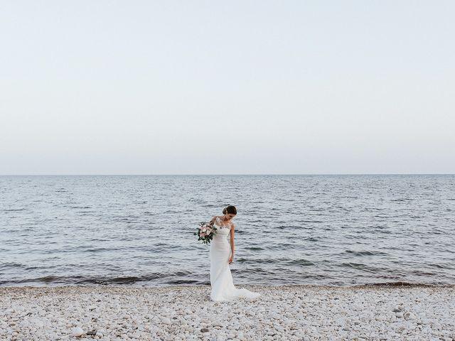 La boda de Alberto y Alejandra en Altea, Alicante 29