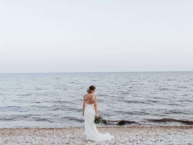 La boda de Alberto y Alejandra en Altea, Alicante 31