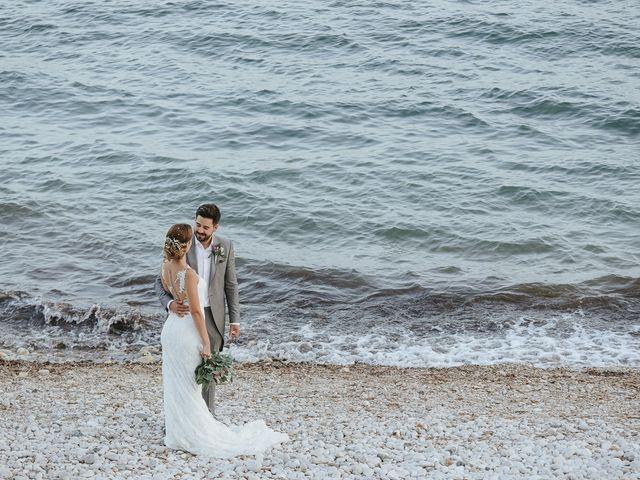 La boda de Alberto y Alejandra en Altea, Alicante 32