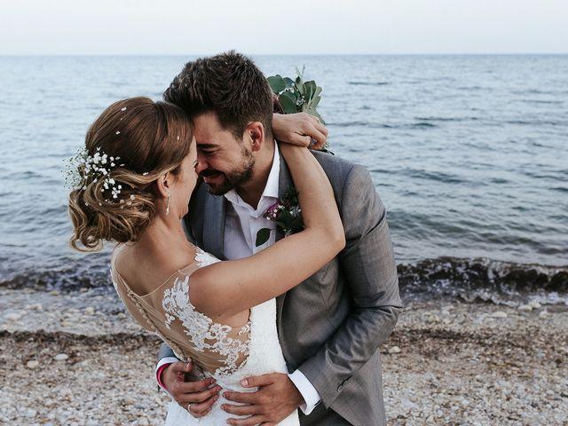 La boda de Alberto y Alejandra en Altea, Alicante 33