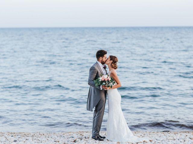 La boda de Alberto y Alejandra en Altea, Alicante 34