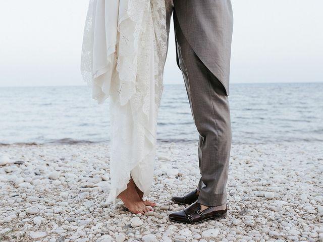 La boda de Alberto y Alejandra en Altea, Alicante 35