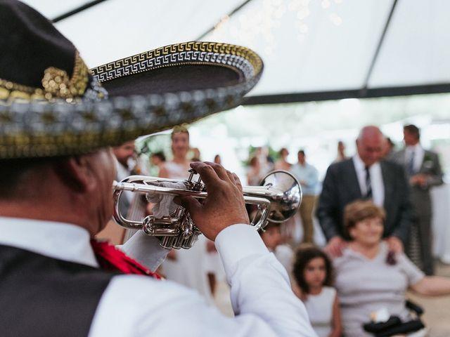 La boda de Alberto y Alejandra en Altea, Alicante 37