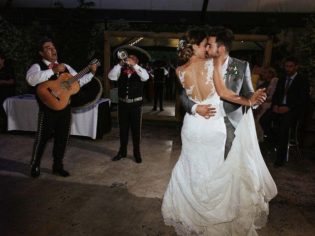 La boda de Alberto y Alejandra en Altea, Alicante 38