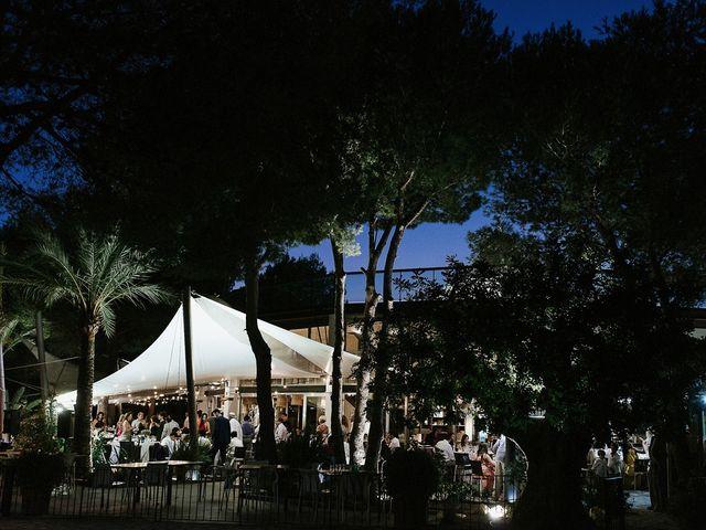 La boda de Alberto y Alejandra en Altea, Alicante 40
