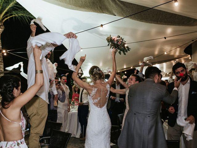 La boda de Alberto y Alejandra en Altea, Alicante 41