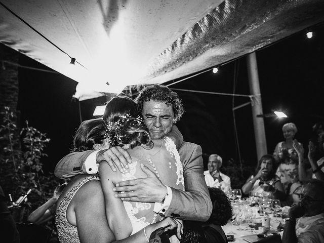 La boda de Alberto y Alejandra en Altea, Alicante 42