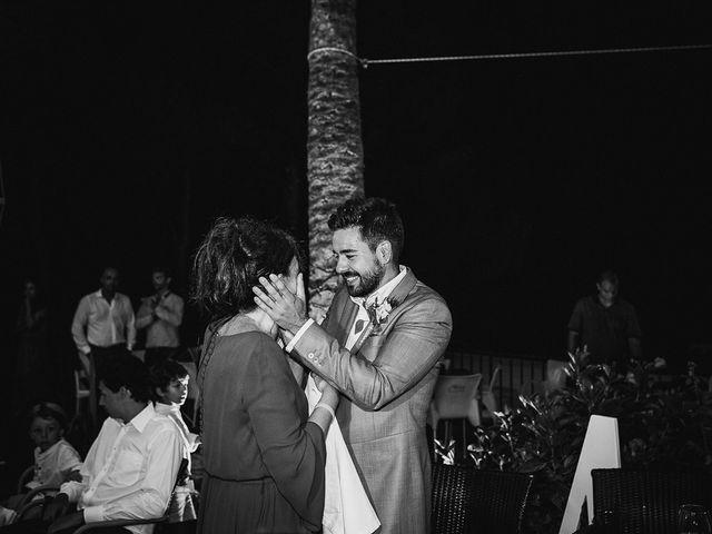 La boda de Alberto y Alejandra en Altea, Alicante 43