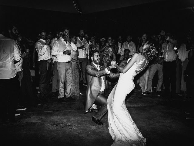 La boda de Alberto y Alejandra en Altea, Alicante 44