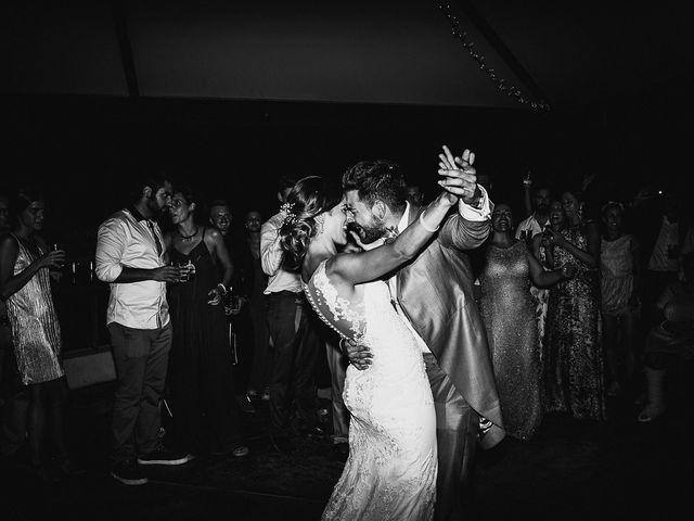 La boda de Alberto y Alejandra en Altea, Alicante 45