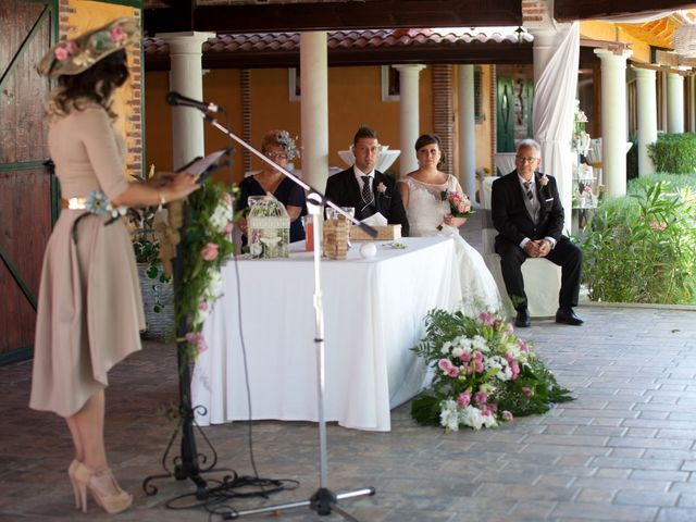 La boda de Jose y Berta en Laguna De Duero, Valladolid 18