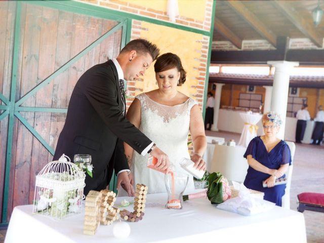 La boda de Jose y Berta en Laguna De Duero, Valladolid 22