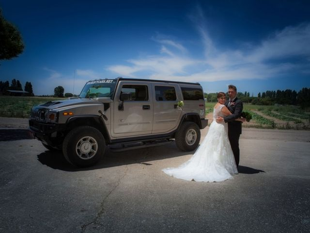 La boda de Jose y Berta en Laguna De Duero, Valladolid 27
